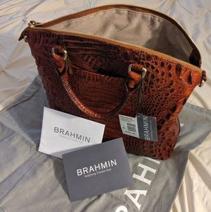Brahmin leather purse